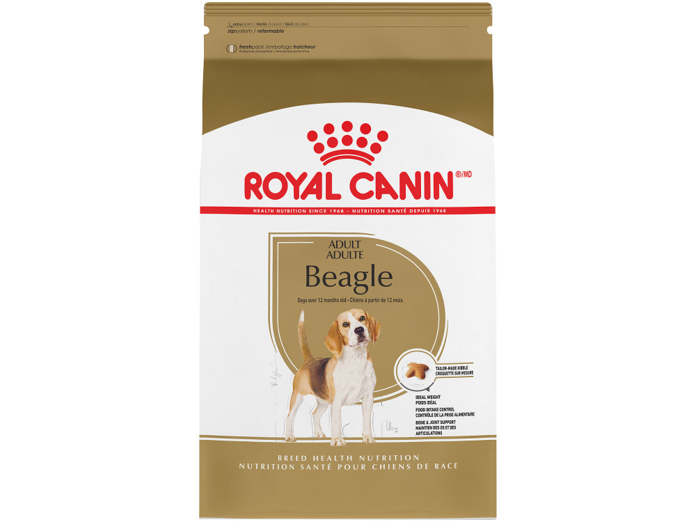 Royal Canin Breed Health Nutrition Beagle Adult Dry Dog Food