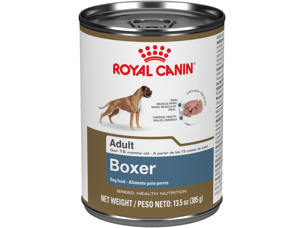 Royal Canin Breed Health Nutrition Boxer Adult Canned Dog Food