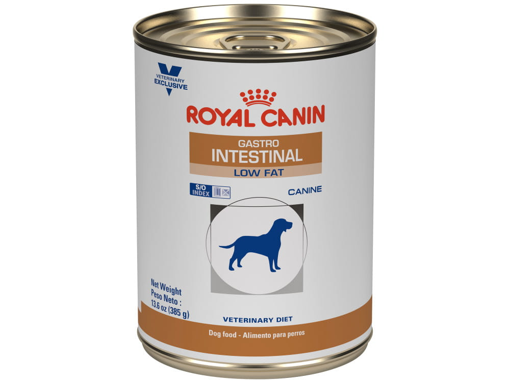 Canine Gastrointestinal Low Fat™ in Gel Canned Dog Food