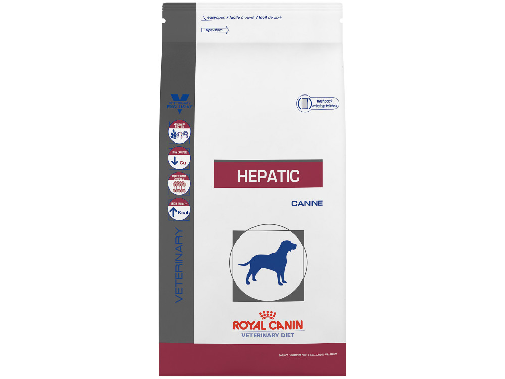 Canine Hepatic Dry Dog Food Royal Canin