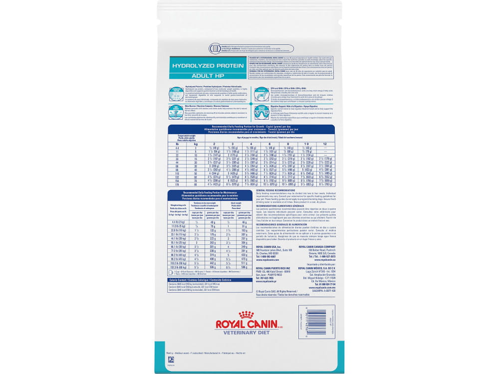 Royal Canin Veterinary Diet Canine Hydrolyzed Protein Adult HP Dry Dog Food