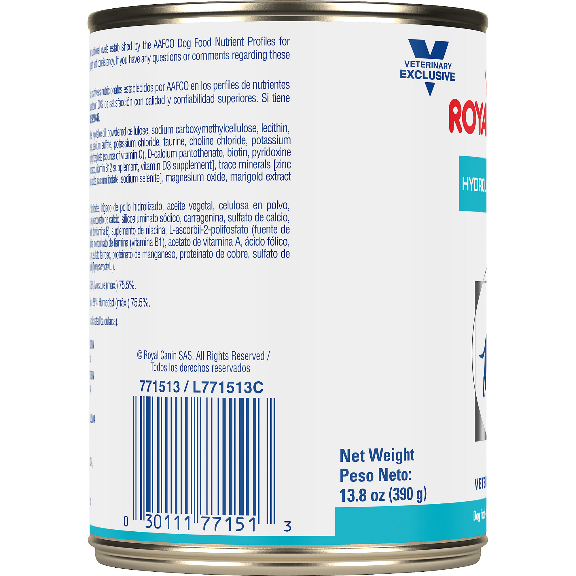 Royal Canin Veterinary Diet Canine Hydrolyzed Protein Canned Dog Food