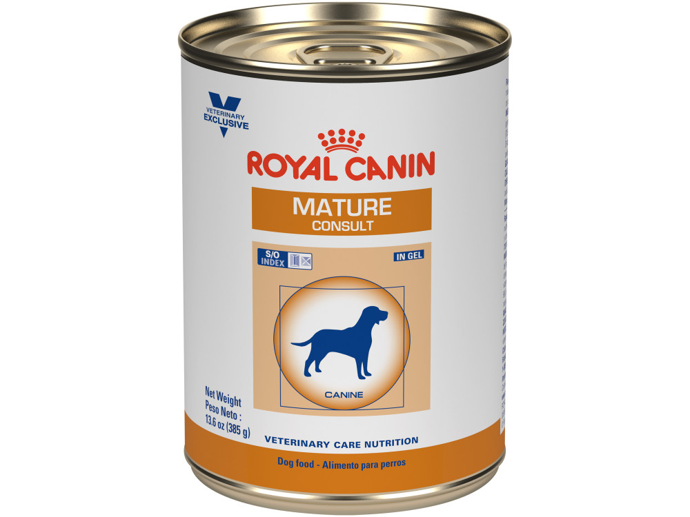 Royal Canin Veterinary Care Nutrition Canine Mature Consult Canned Dog Food