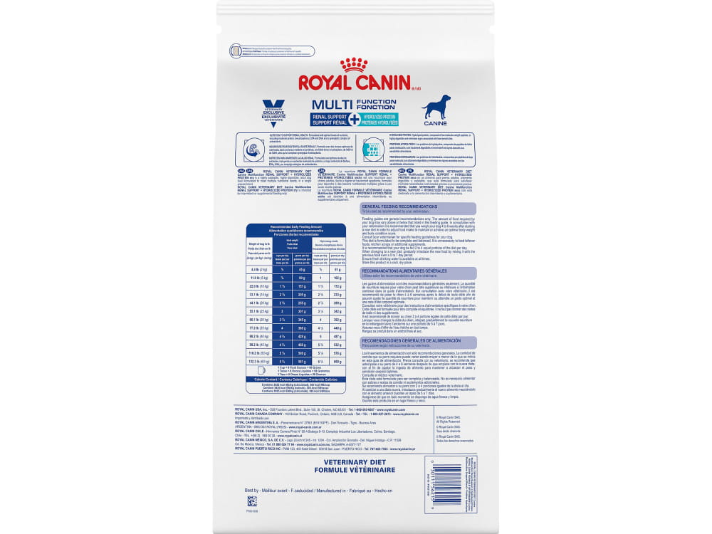 Royal Canin Veterinary Diet Canine Multifunction Renal Support + Hydrolyzed Protein Dry Dog Food