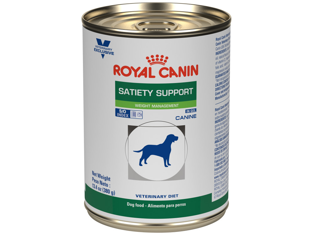 Royal Canin Veterinary Diet Canine Satiety Support Canned Dog Food
