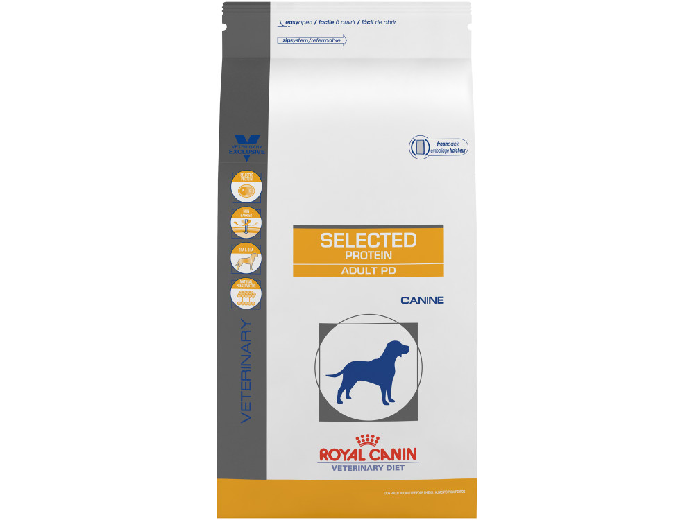 Royal Canin Veterinary Diet Canine Selected Protein Adult PD Dry Dog Food