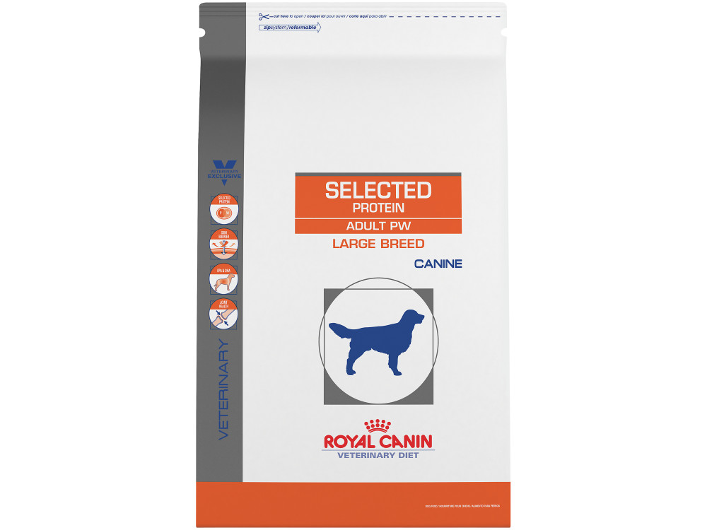 Royal Canin Veterinary Diet Canine Selected Protein Adult PW Large Breed Dry Dog Food