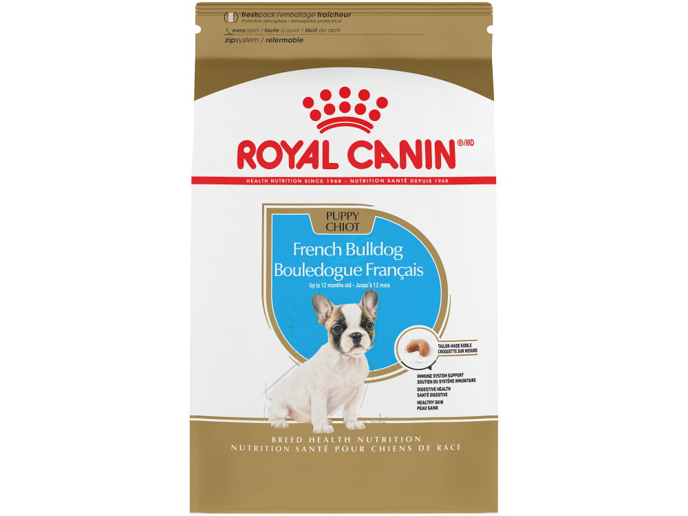 French Bulldog Puppy Dry Dog Food