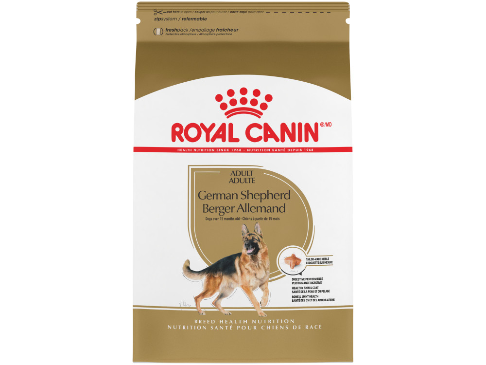 German Shepherd Adult Dry Dog Food