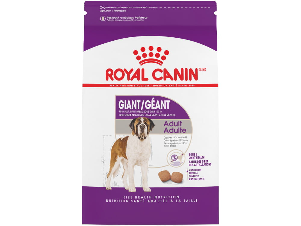 Giant Adult Dry Dog Food