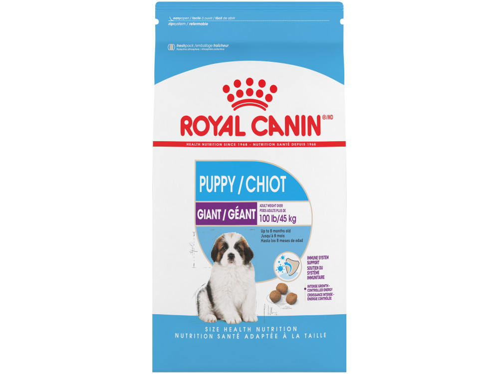 Giant Puppy Dry Dog Food Royal Canin
