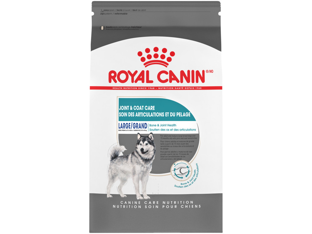 Royal Canin Canine Care Nutrition Large Joint & Coat Care Dry Dog Food