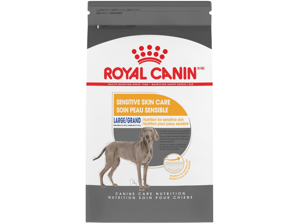 Royal Canin Canine Care Nutrition Large Sensitive Skin Care Dry Dog Food