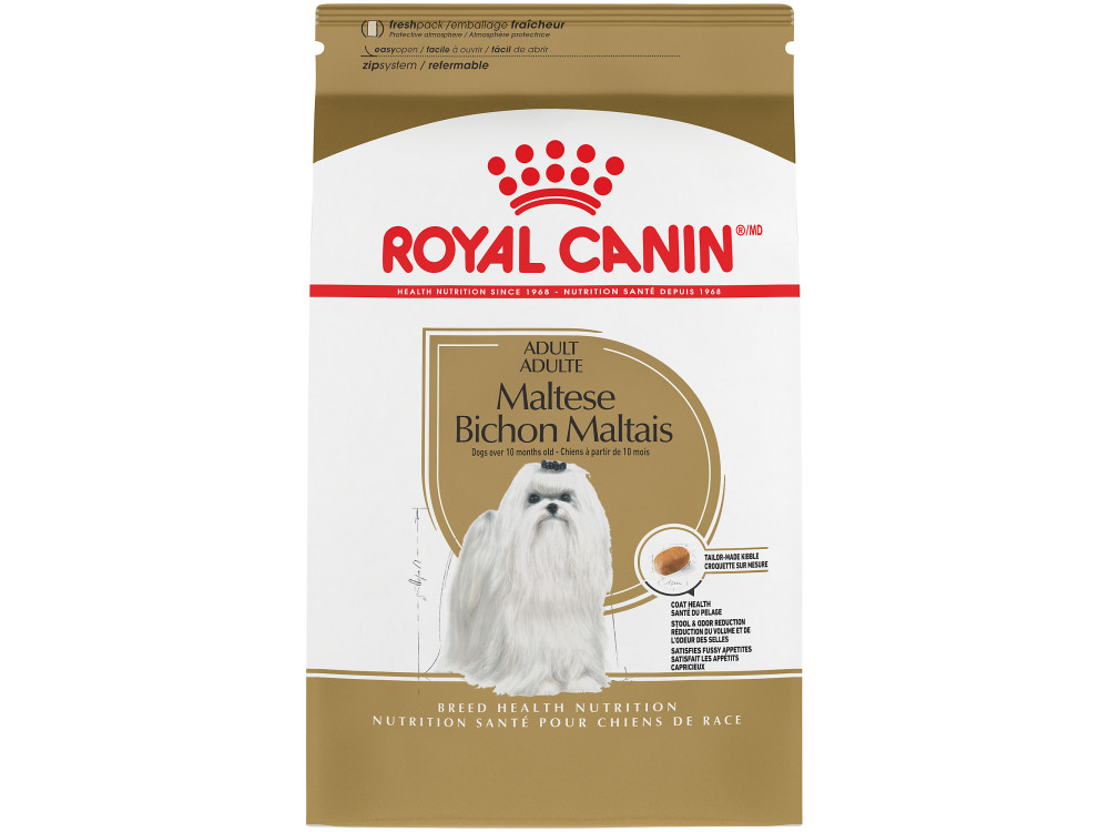 Maltese Adult Dry Dog Food