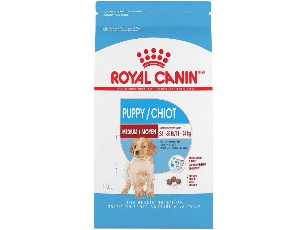 Medium Puppy Dry Dog Food