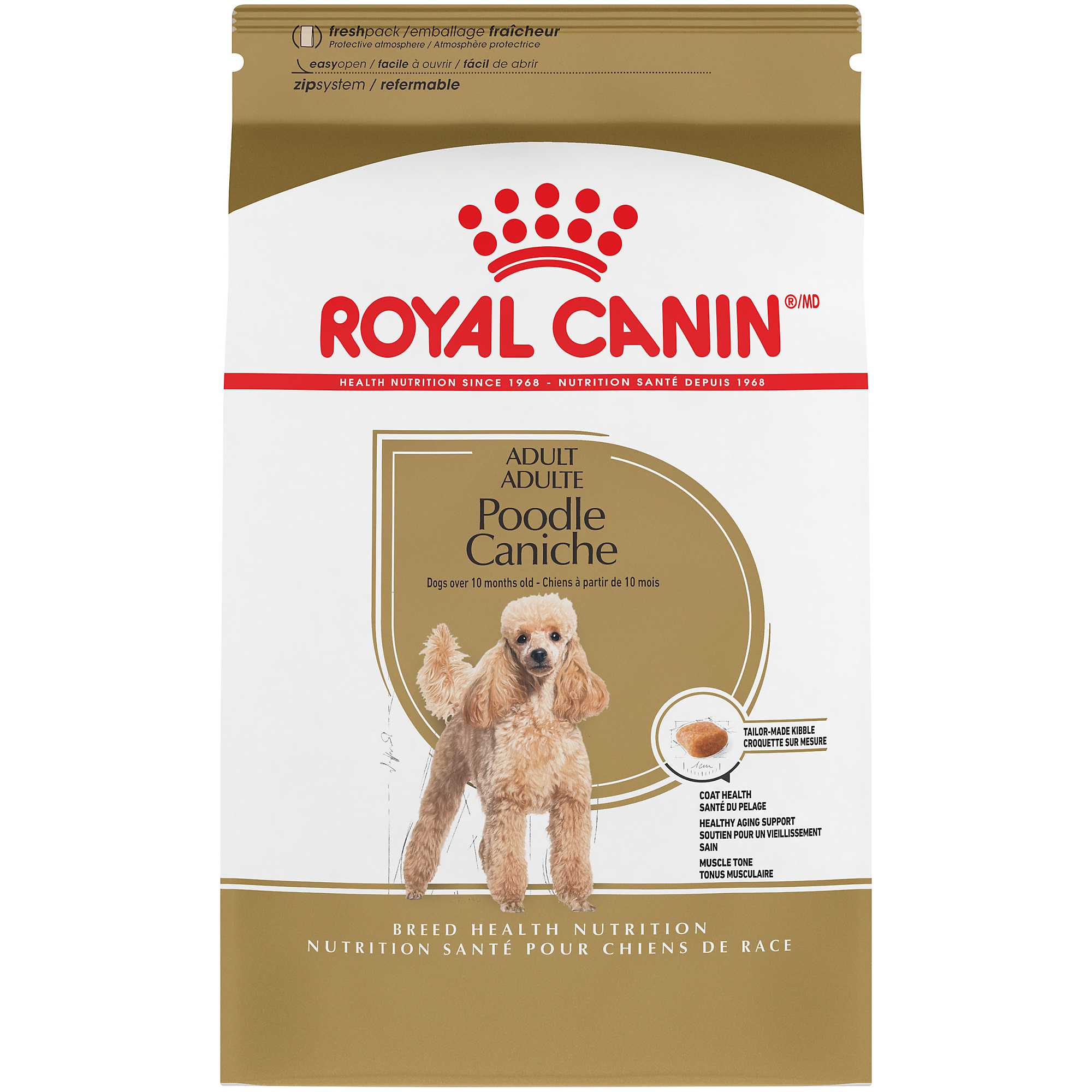 Poodle Adult Dry Dog Food