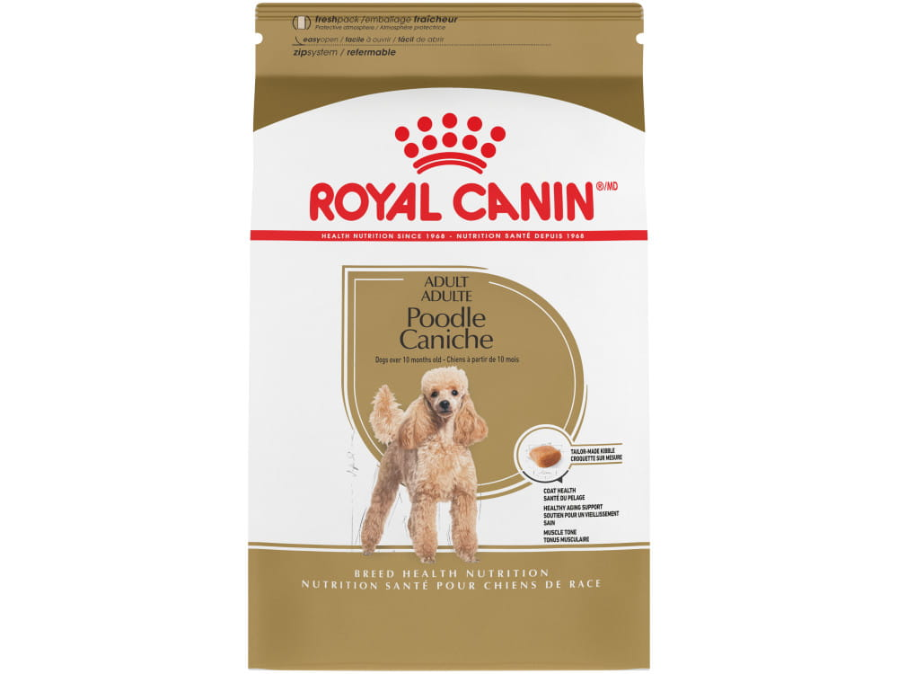 Royal Canin Breed Health Nutrition Poodle Adult Dry Dog Food