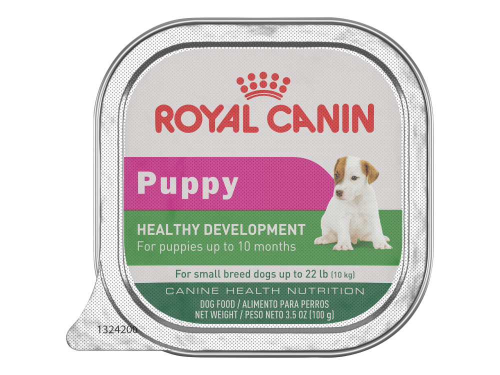 Royal Canin Canine Health Nutrition Puppy Tray Dog Food