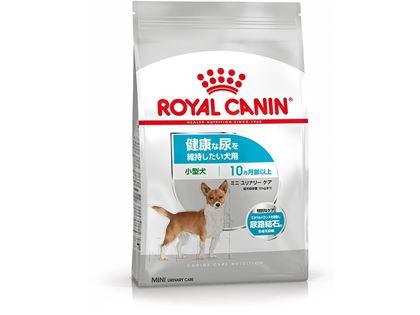 ミニ ユリナリー ケア (健康な尿を維持したい犬用)