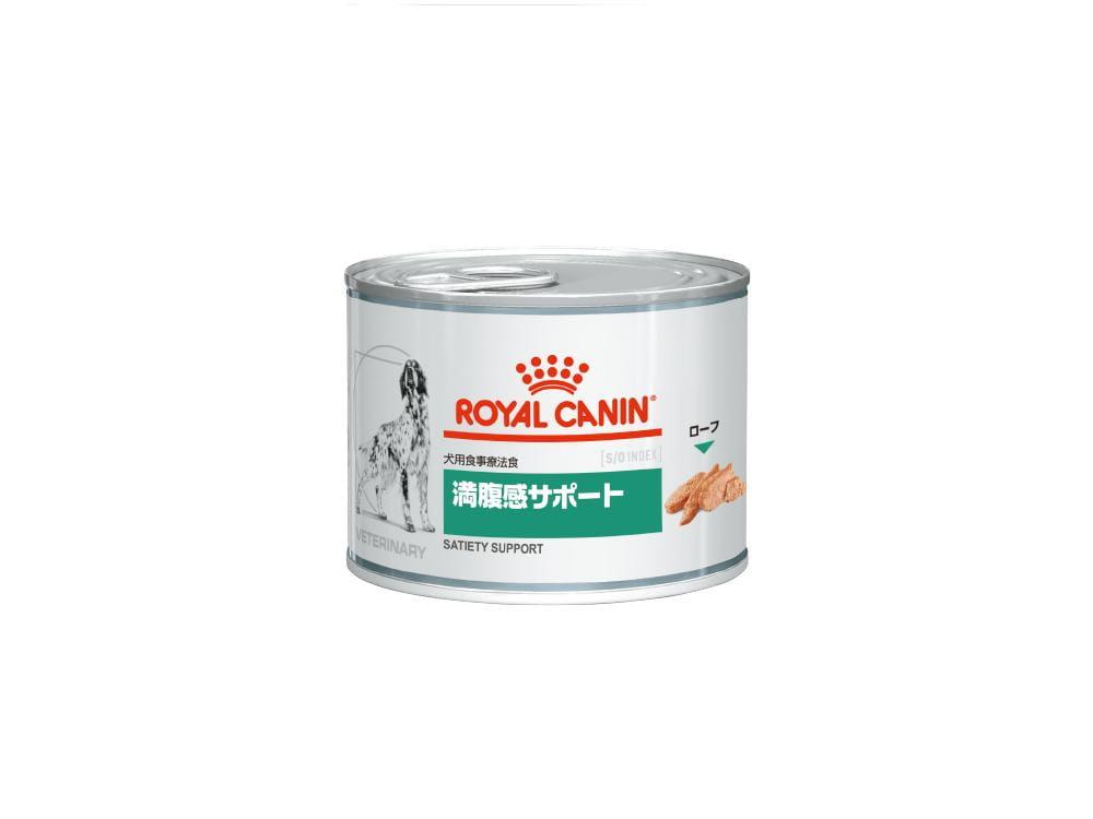 パッケージ画像 満腹感サポート ウェット 缶