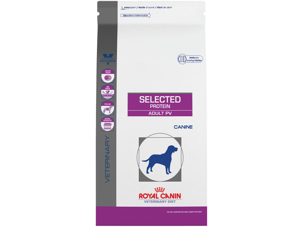 Royal Canin Veterinary Diet Canine Selected Protein Adult PV Dry Dog Food